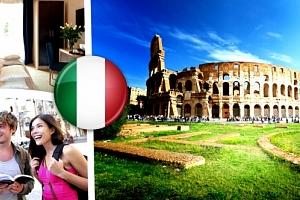 Pobyt v Římě pro dva se snídaní v Hotelu Club House Roma ****....