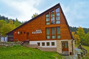 Babí léto v Krkonoších v Hotelu Vltava v Krkonoších, 2 děti zdarma...