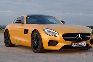 Mercedes Benz AMG GTS V8 BiTurbo - zážitkové jízdy...