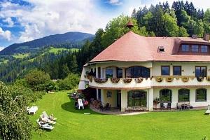 3–8denní wellness pobyt pro 2 v hotelu Biolandhaus Arche v rakouských Korutanech...