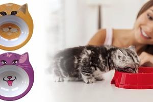 Originální miska pro kočky...