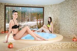 Bílé Karpaty v Hotelu Radějov *** s polopenzí, degustací ve sklípku a wellness...
