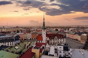 Víkend v Olomouci...