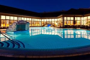 Hotel Greenfield**** s All inclusive v lázních Bükfürdő + 2 děti zdarma...