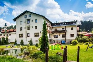 Hotel Lesní dům na Šumavě s polopenzí a saunou...