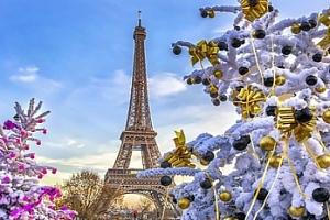 Adventní Paříž - výběr ze 3 programů: zájezd na 3 či 4 dny...