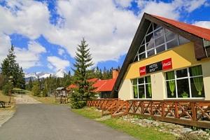 Vysoké Tatry s polopenzí, wellness, tenisem a balíčkem slev v Hotelu Rysy ***...