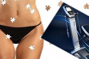 Rychlá a přesná analýza těla, 2x měření, cvičební plán a dieta...