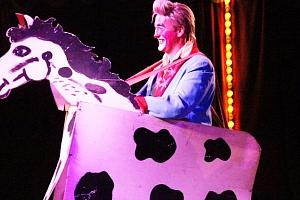 1x vstup pro dospělého nebo dítě do cirkusu Andres v Praze s klauny, akrobaty a zvířaty...