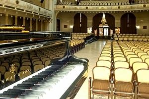 Vstupenka pro 1 osobu, koncert nejznámější melodie Mozarta & Vivaldiho ve Smetanově síni....