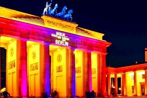 Zájezd pro 1 osobu do Berlína na festival světel. Světelná show, nasvícené kulturní památky....
