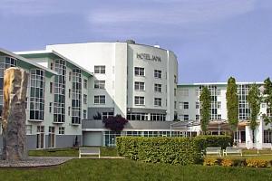 Hotel Jana**** v Přerově s polopenzí, wellness a bowlingem...