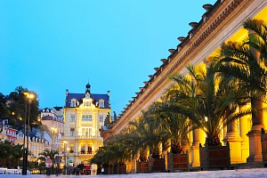 Karlovy Vary relaxačně v 4* hotelu s balíčkem wellness procedur, vstupem do bazénového komplexu i…...
