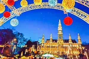 Výlet do adventní Vídně s možností návštěvy Primarku...