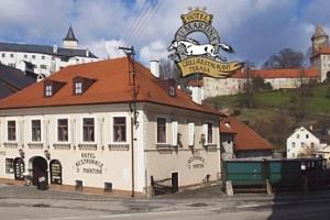 Rožmberk nad Vltavou: 3 dny pro dva včetně polopenze...
