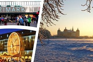 Drážďany – adventní trhy s návštěvou zámku Moritzburg. Zájezd pro jednu osobu....