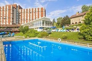 Hévíz v Health Spa Hotelu Aqua **** s all inclusive a neomezeným wellness...
