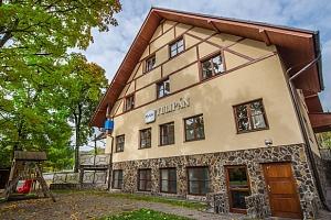 Pobyt v Tatrách v hotelu Tulipán naproti bobové dráze...