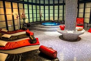 Hotel Morris Česká Lípa **** s polopenzí, wellness a řadou relaxačních procedur...