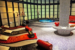 Luxusní Česká Lípa ve 4* hotelu Morris s privátní vířivkou a saunou, wellness procedurami a…...