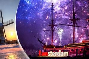 4denní výlet do Amsterdamu na Festival světel a do jeskyně...
