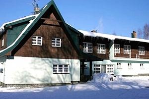 Zimní pobyt pro dva s polopenzí a all inclusive na nápoje v Harrachově v Hotelu U Supa....