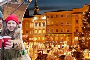 Sobotní zájezd na nejkrásnější rakouské trhy ve městě Linec...