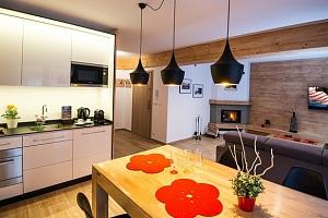 Nové rodinné apartmány Tatry Apart v Zakopaném...