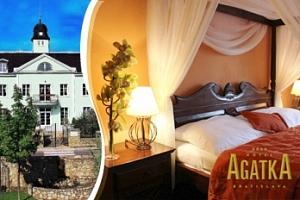 Bratislava na 3-4 dny pro dva v zámeckém hotelu...