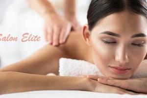 80 minut relaxace: masáž + maska + pobyt v relaxační místnosti...