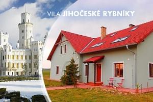 Jižní Čechy: 4-8 dní pro 12 osob vč. kurzu a ochutnávky vín...