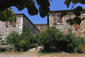 Itálie, Asciano: 4 dny pro dva se snídaněmi a lahví vína...