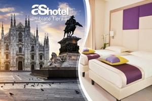 Pobyt v Itálii na 3-4 dny pro dva v 4* hotelu včetně snídaní...