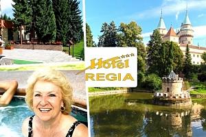 Léčebný 6denní pobyt pro seniory s polopenzí v Bojnicích...