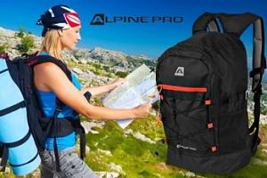 Kompaktní outdoorový batoh značky Alpine Pro West...
