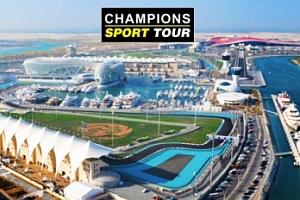 Letecký zájezd na F1 Abu Dhabi pro 1 os., 22. - 26. 11. 2018...