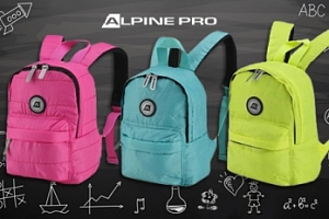 Dětský batoh značky Alpine Pro Jeretho ve 3 barvách...