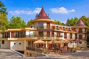 Miskolc Tapolca v Hotelu Kitty *** u jeskynních lázní se vstupenkou a wellness...