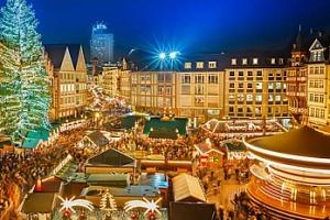 Sobotní výlet do Norimberku na největší adventní trhy v Evropě...