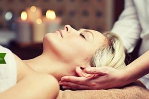 Relaxační balíček pro ženy na 90 minut...