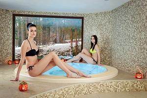 Malebné Slovácko luxusně v hotelu v podhůří Bílých Karpat s neomezeným wellness a polopenzí...