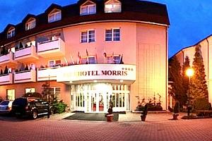 Wellness pobyt pro dva s polopenzí v luxusním Parkhotelu MORRIS, spousta procedur....