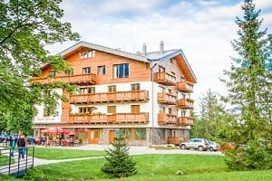 Vysoké Tatry pro rodiny ve Vile Borievka blízko ski areálů + 2 děti v ceně...