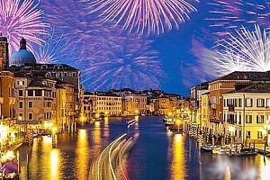 Silvestr v Benátkách - 3denní zájezd pro 1 osobu s CZ AD dopravní a prohlídka města s průvodcem....
