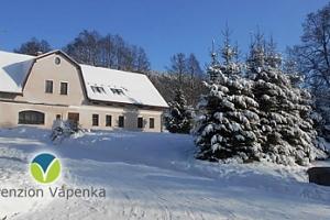 Zimní Krkonoše na 3-6 dní pro dva s polopenzí a wellness...