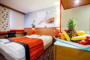 3–4denní pobyt pro 2 osoby v Royal Park Boutique Hotel Budapest v Budapešti...