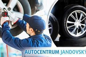 Kompletní přezutí nebo výměna pneumatik u vozu...