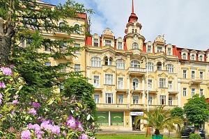 Slavné Mariánské Lázně v hotelu s 10, 20 nebo 28 wellness procedurami a polopenzí + termíny přes…