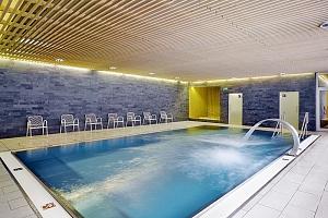 Vysočina v krásném hotelu SKI s neomezeným fitness, vstupem do wellness, lahví vína a polopenzí...