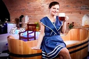 Rožnovské pivní lázně: pivní a meduňková péče se spoustou procedur a polopenzí...